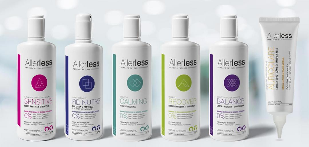 ALLERLESS | Dermato Petcare For Sensitive Pets marca presença no Medvep 2019