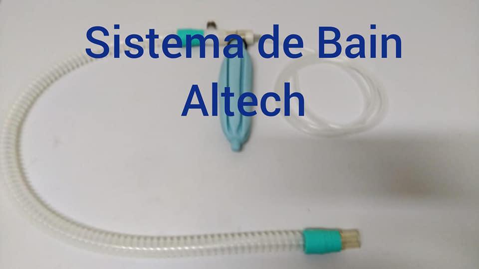 Sistema de Bain Altech ou Mapleson
