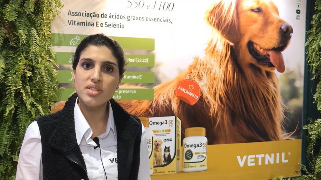 Lançamentos Vetnil no MedVep 2019