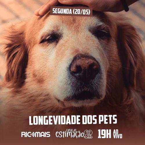 RIC Play apresenta - Canal de Estimação: longevidade dos pets