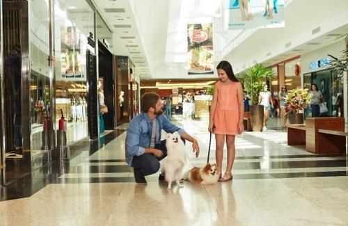 Shopping Jardim das Américas agora é Pet Friendly