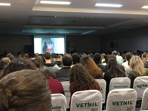 Shunt portossistêmico foi tema de palestra na sala Cirurgia durante o MedVep2019