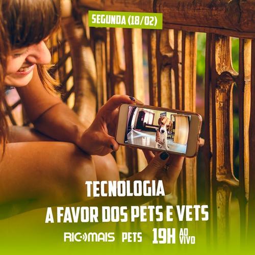 RIC Mais Pets: tecnologia a favor dos pets e vets