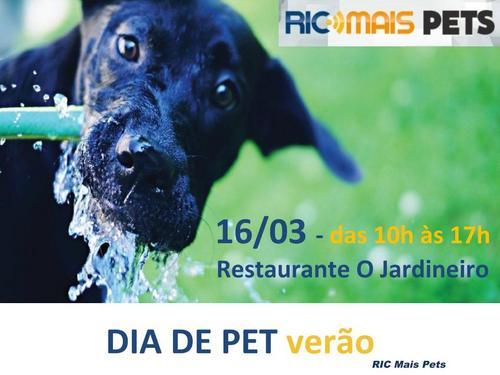 Evento: Dia de Pet verão